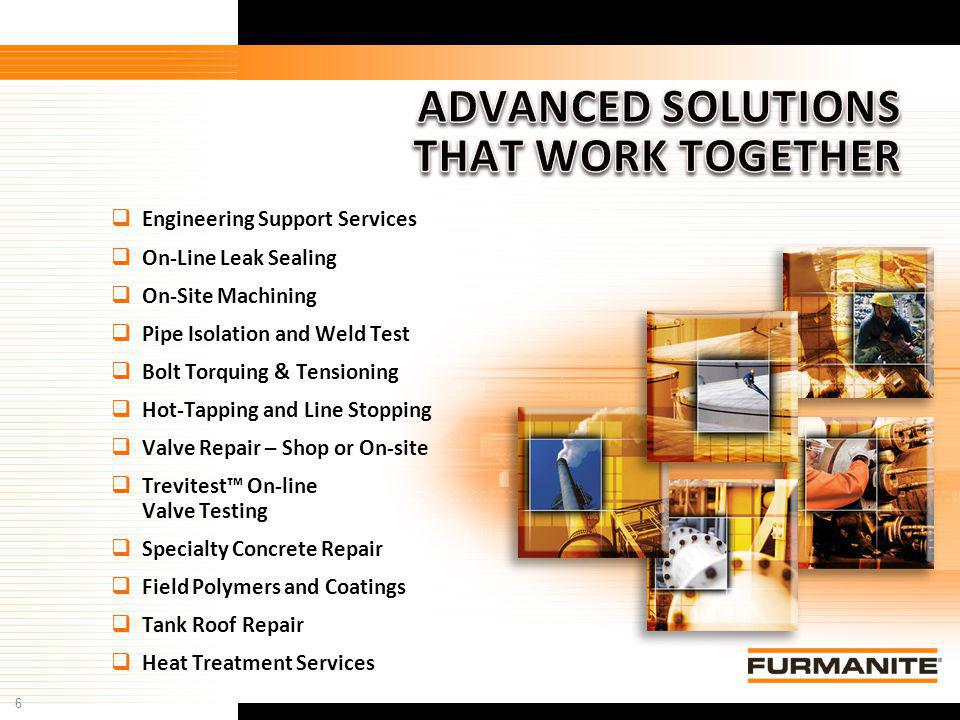 ADVANCED SOLUTIONS THAT WORK TOGETHER