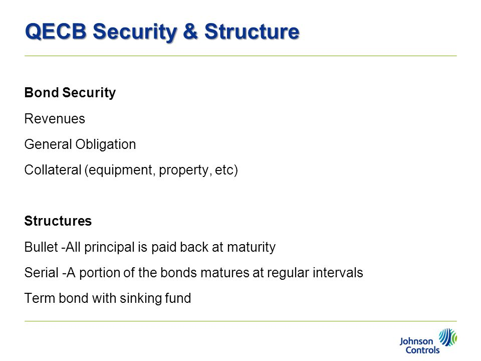 QECB Security & Structure