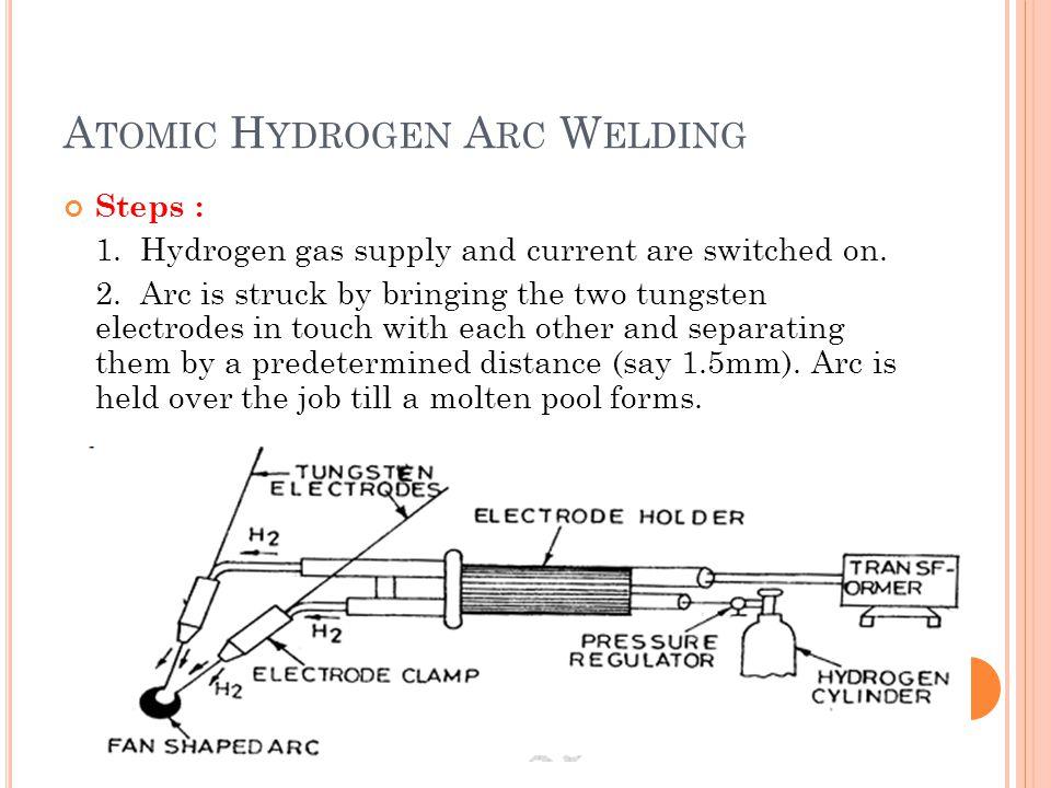 Atomic Hydrogen Arc Welding
