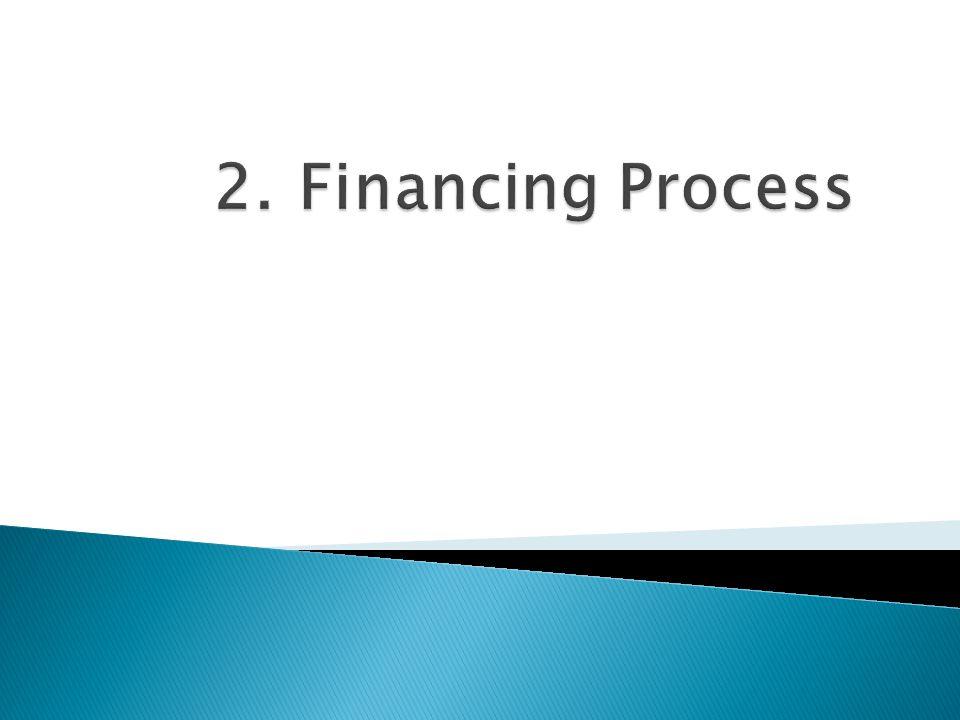 2. Financing Process