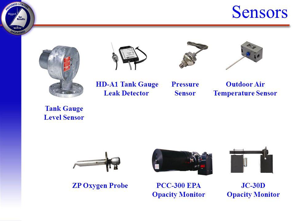 Sensors HD-A1 Tank Gauge Leak Detector Pressure Sensor Outdoor Air