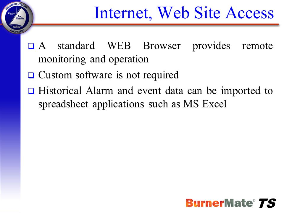 Internet, Web Site Access