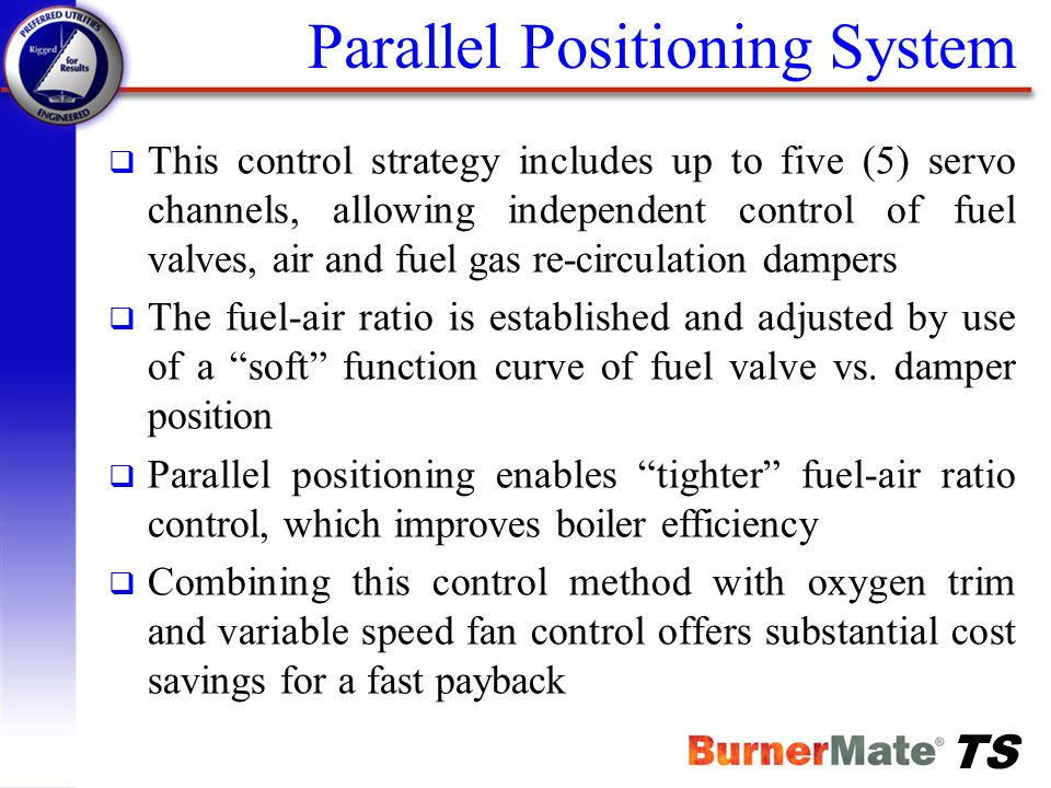 Parallel Positioning System