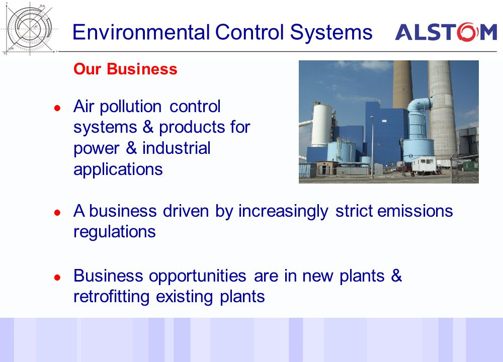 Environmental Control Systems