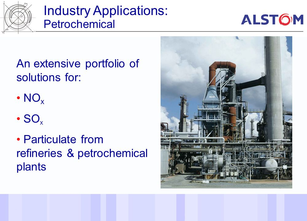 Industry Applications: Petrochemical