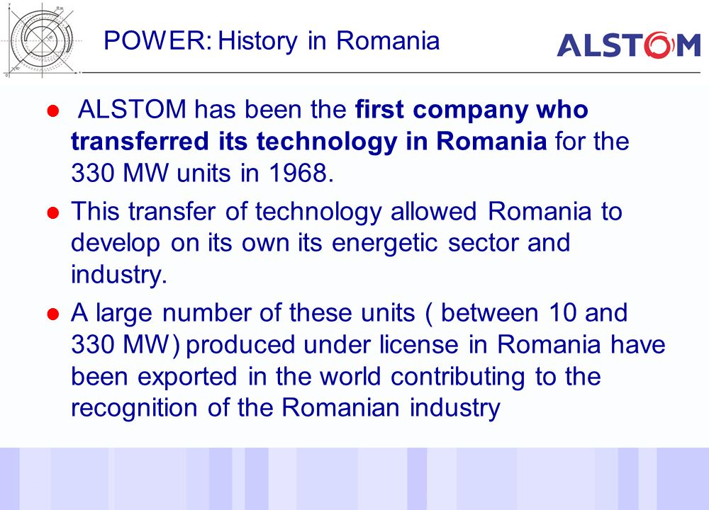 POWER: History in Romania