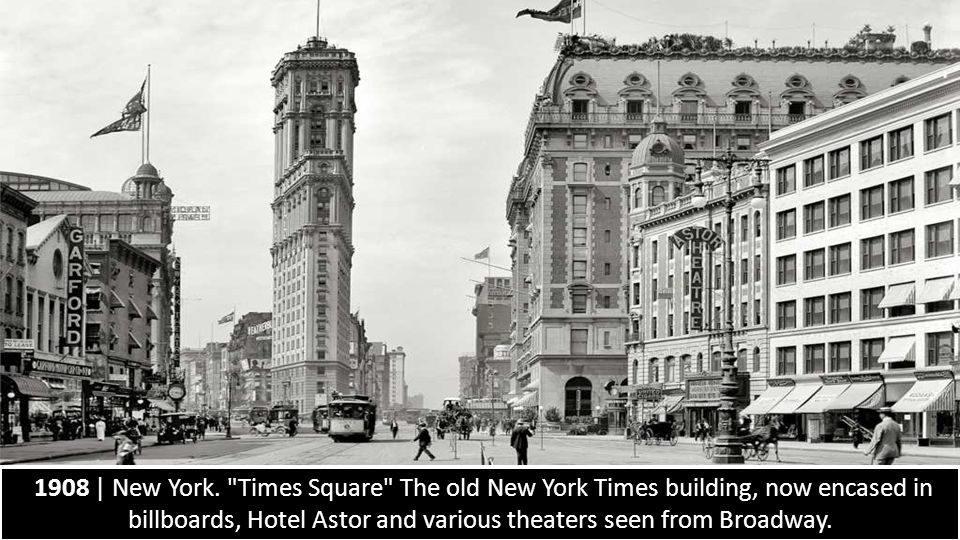 1908 | New York.