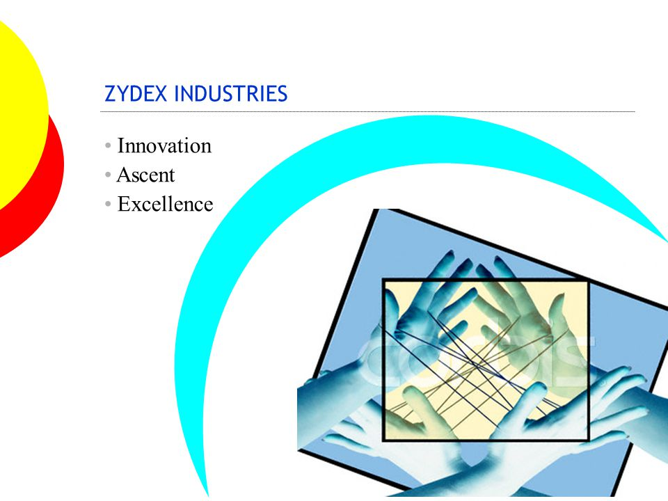 ZYDEX INDUSTRIES Innovation Ascent Excellence
