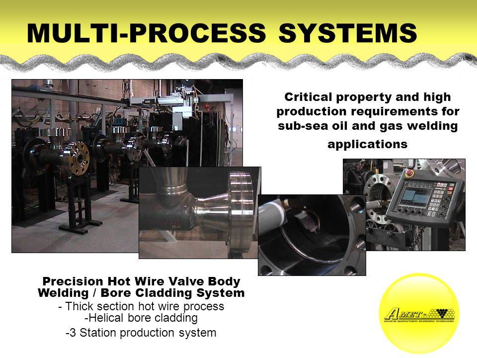 MULTI-PROCESS SYSTEMS