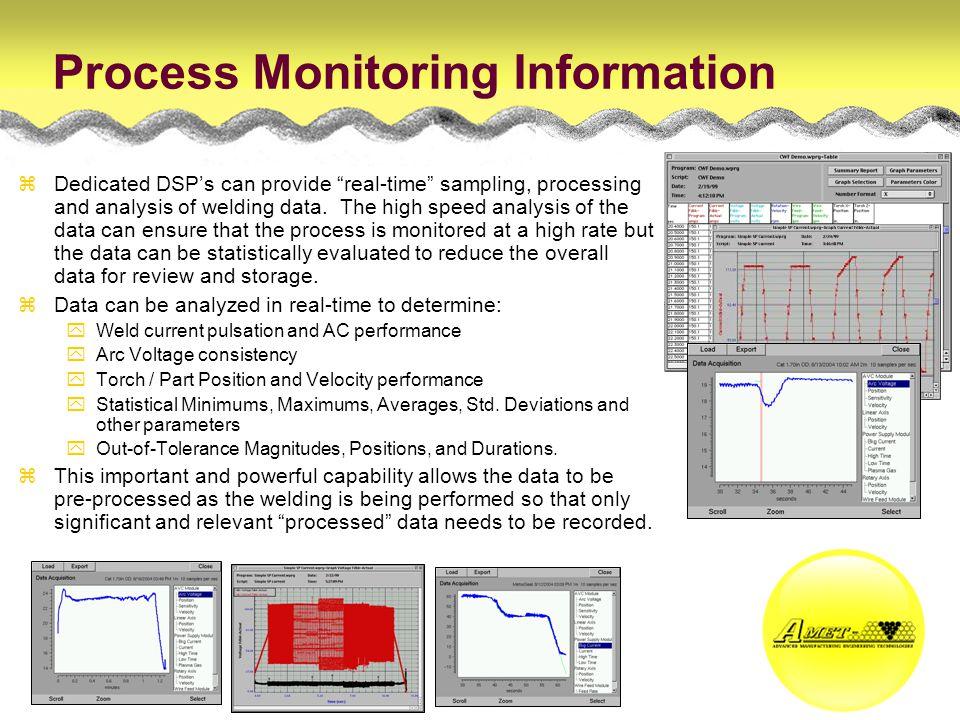 Process Monitoring Information