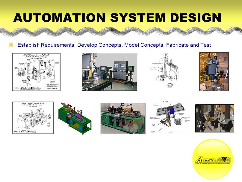 AUTOMATION SYSTEM DESIGN