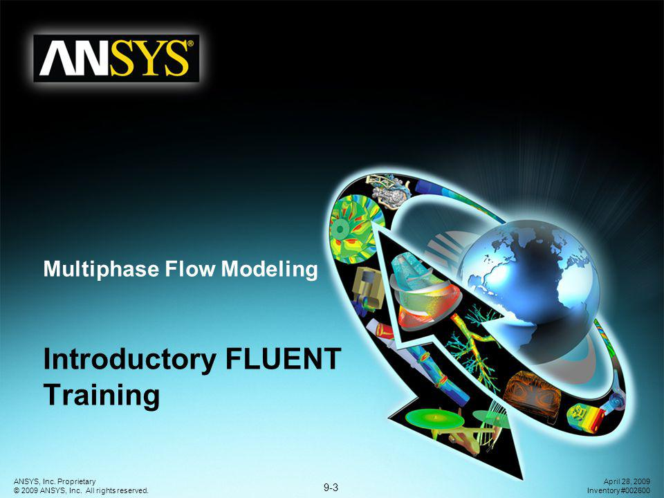 Multiphase Flow Modeling