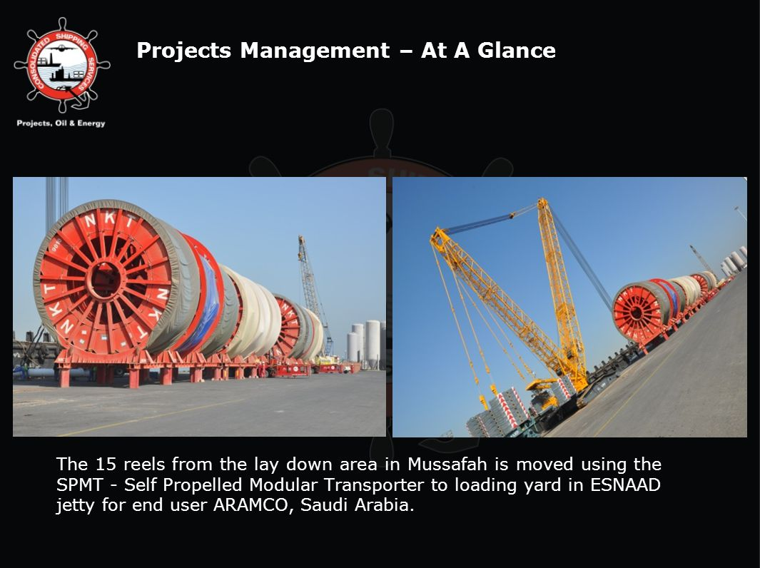 Projects Management – At A Glance