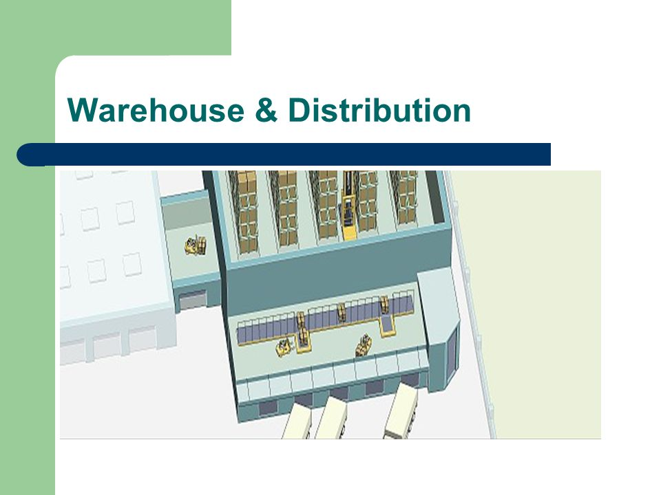 Warehouse & Distribution