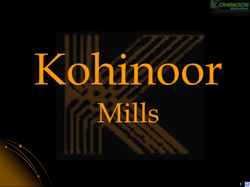Kohinoor Mills