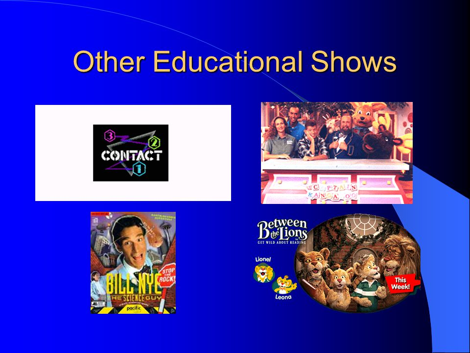 Other Educational Shows