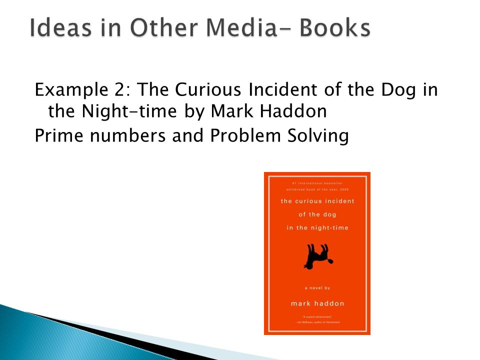 Ideas in Other Media- Books