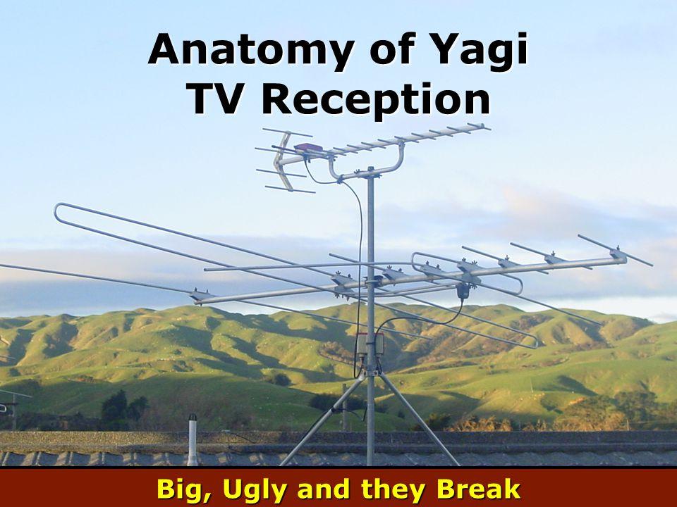 Anatomy of Yagi TV Reception