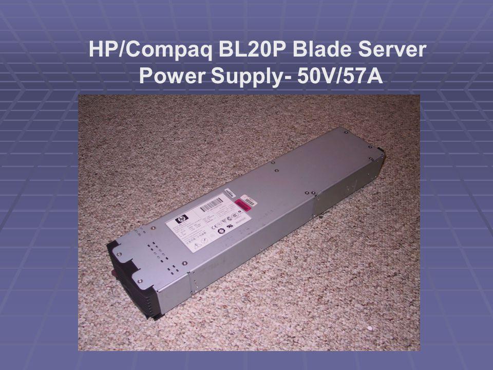 HP/Compaq BL20P Blade Server