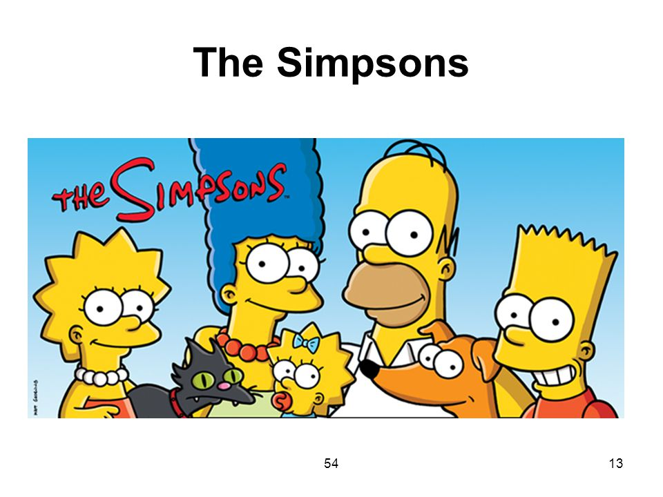 The Simpsons 54