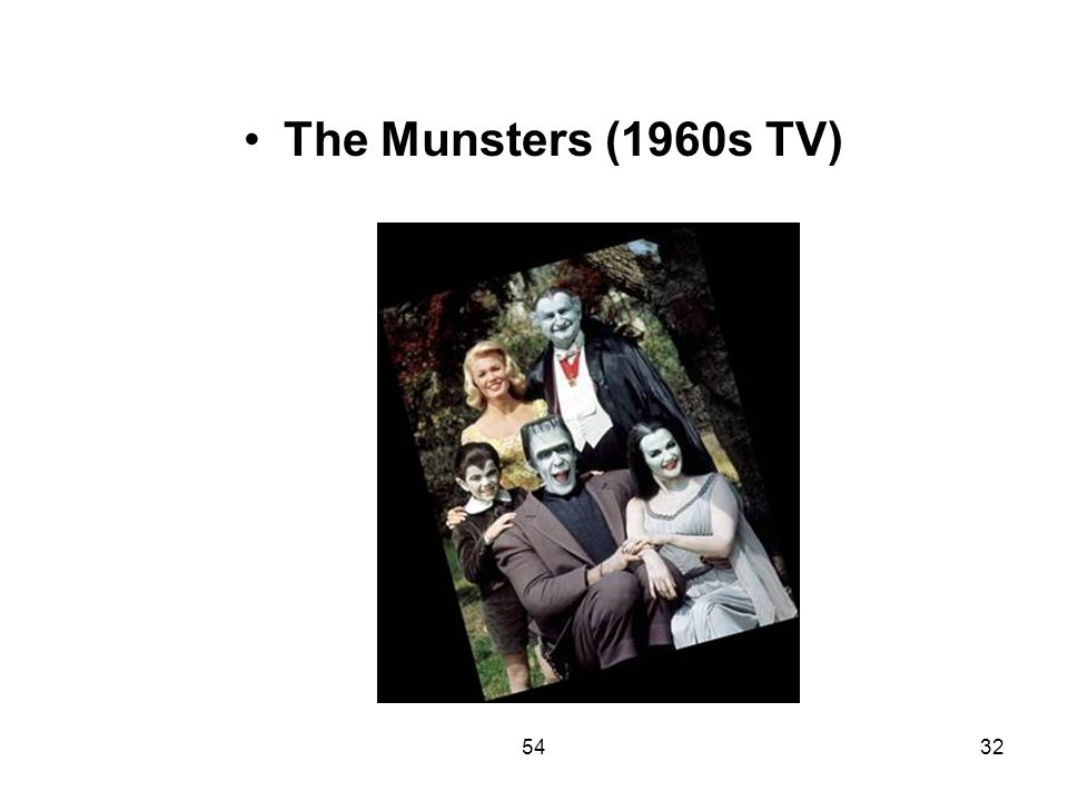 The Munsters (1960s TV) 54