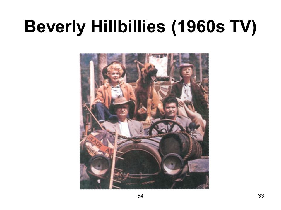 Beverly Hillbillies (1960s TV)
