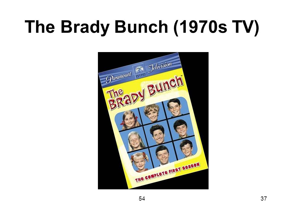 The Brady Bunch (1970s TV) 54