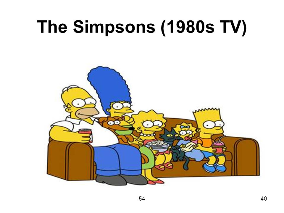 The Simpsons (1980s TV) 54