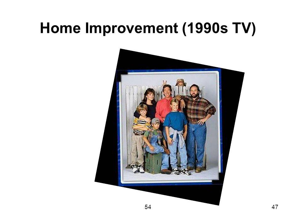 Home Improvement (1990s TV)