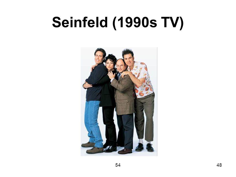 Seinfeld (1990s TV) 54