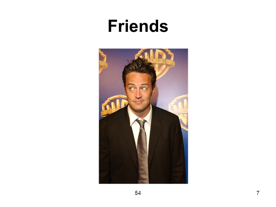 Friends 54