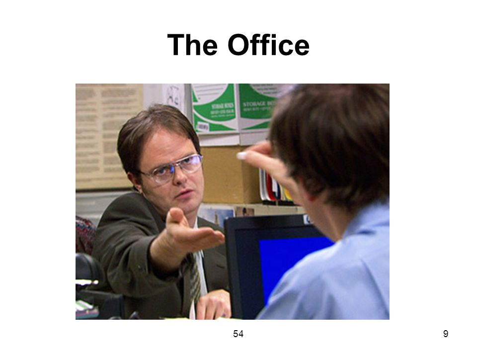 The Office 54