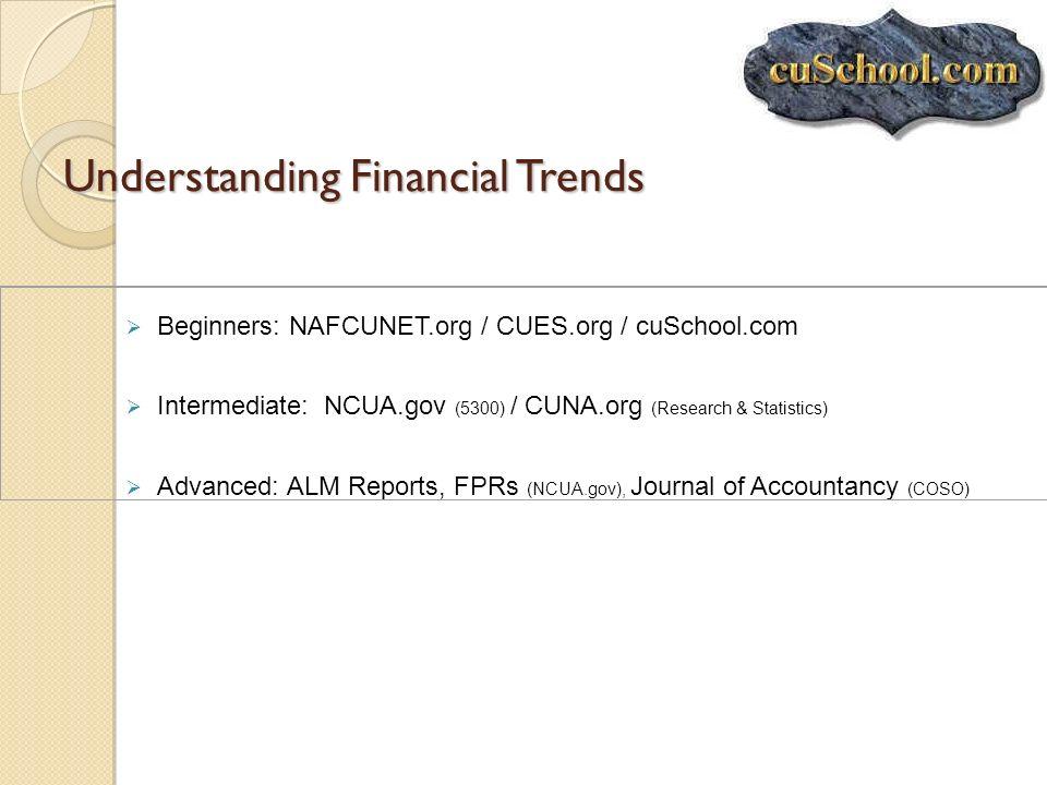 Understanding Financial Trends