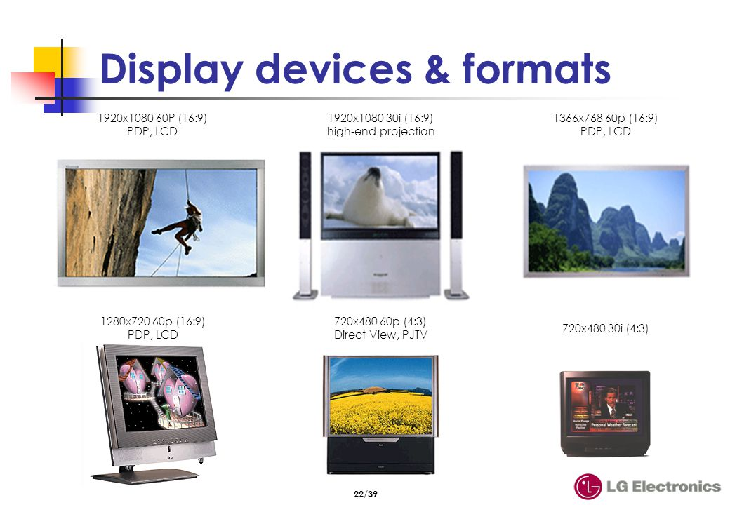 Video input & output Input (2 channels) Output Decoded pictures
