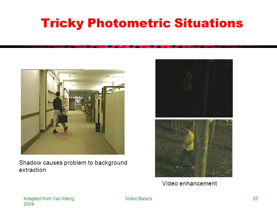 Tricky Photometric Situations