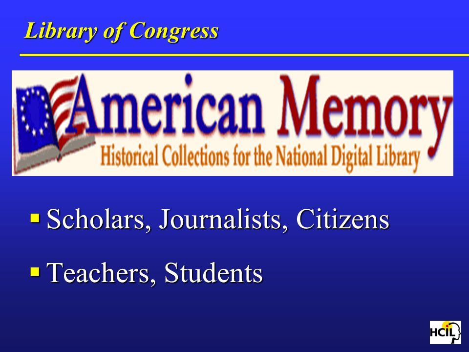 Scholars, Journalists, Citizens Teachers, Students