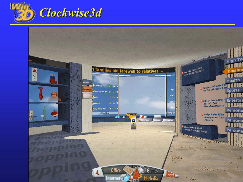 Clockwise3d