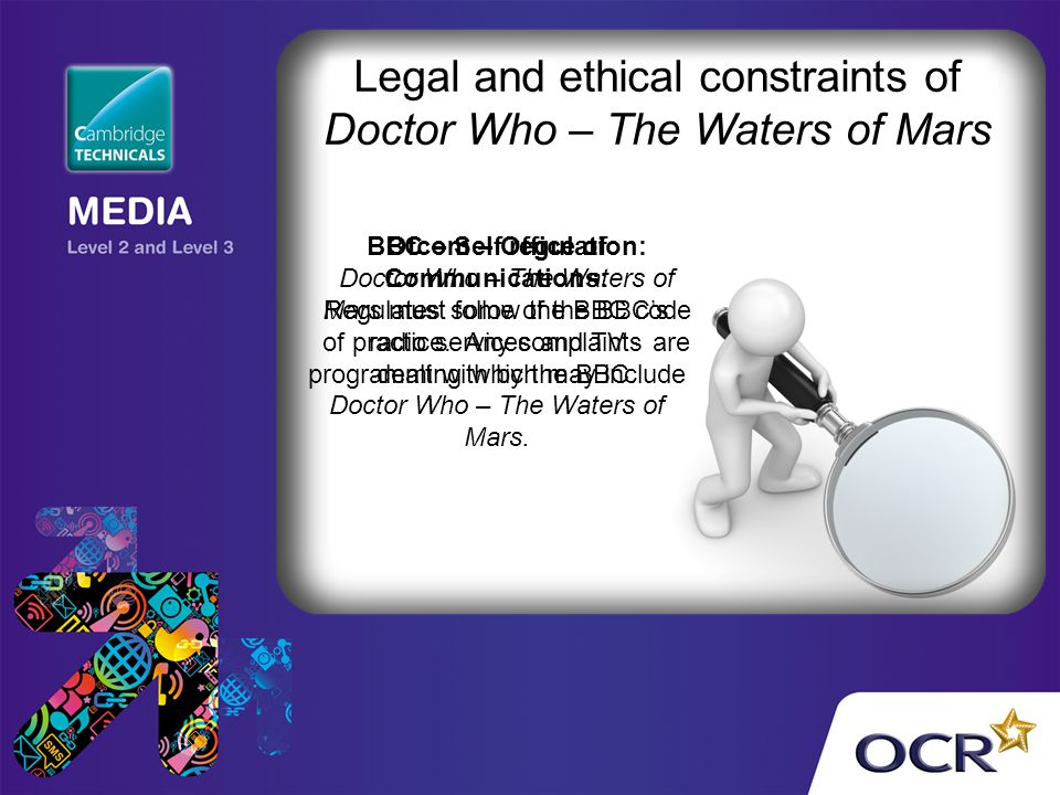 Ofcom – Office of Communications: