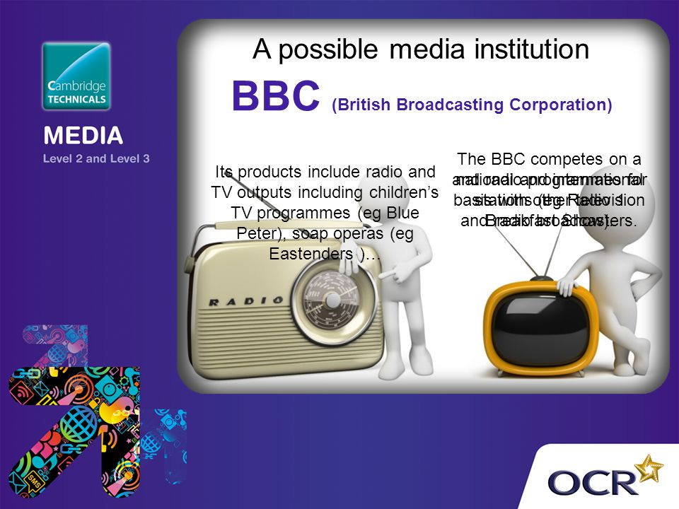 BBC (British Broadcasting Corporation)