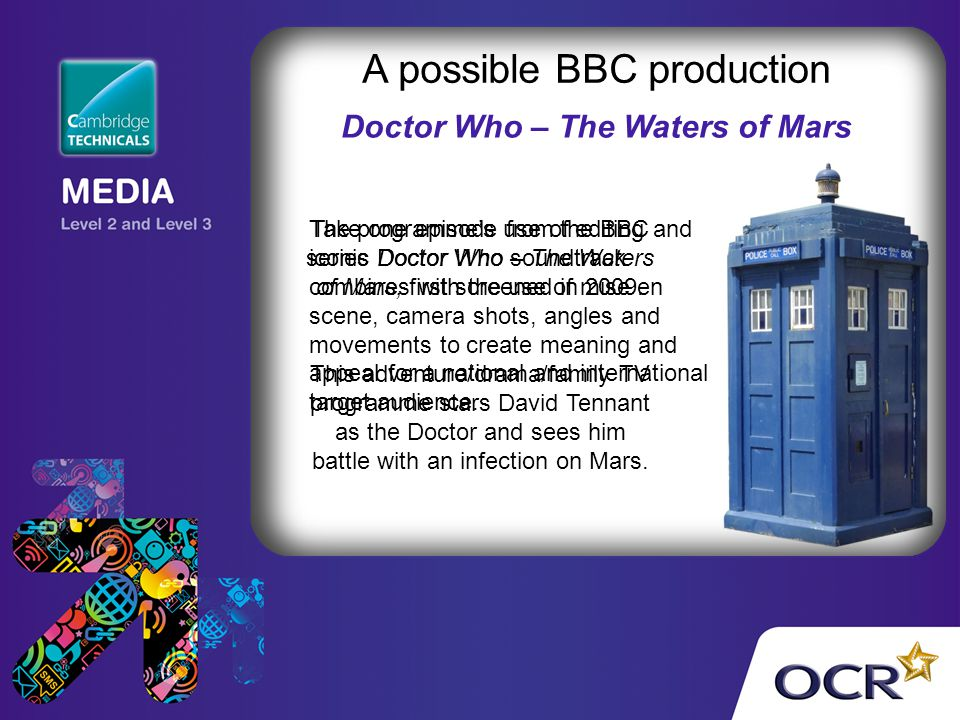 Doctor Who – The Waters of Mars