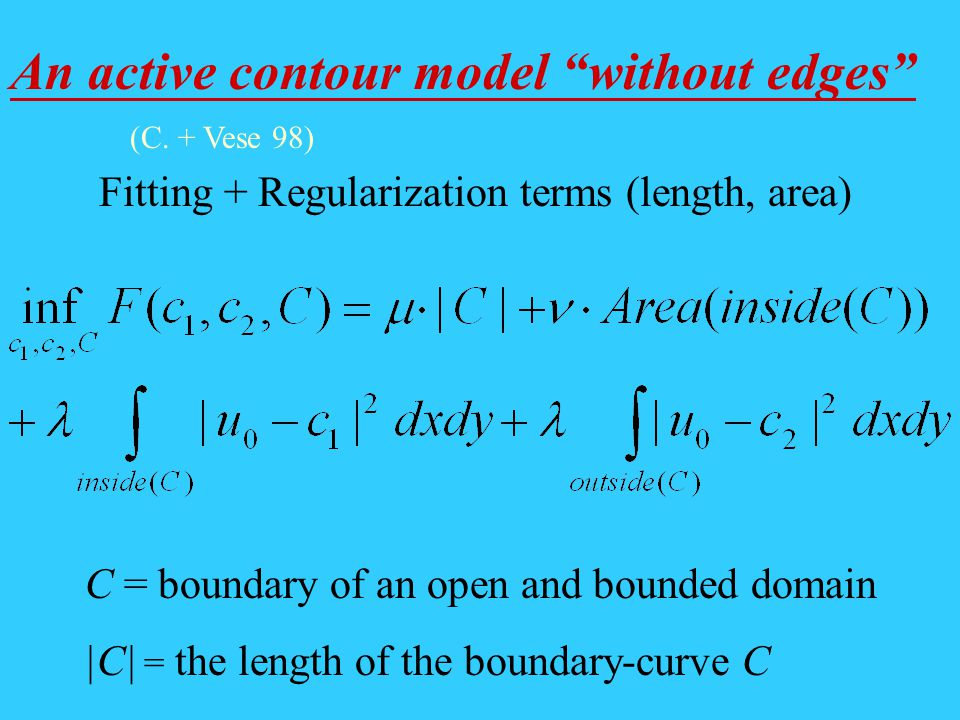 An active contour model without edges