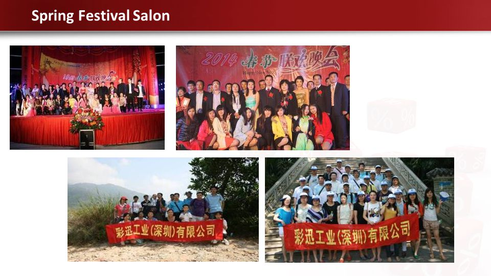 Spring Festival Salon