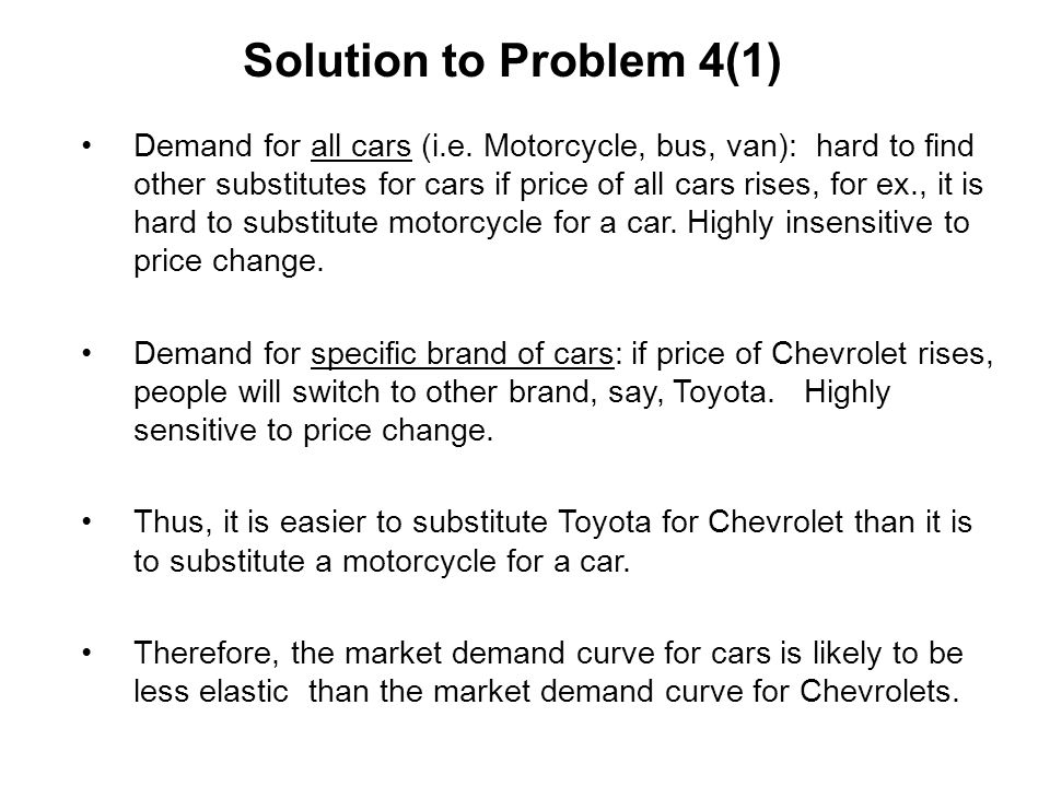 Solution to Problem 4(1)