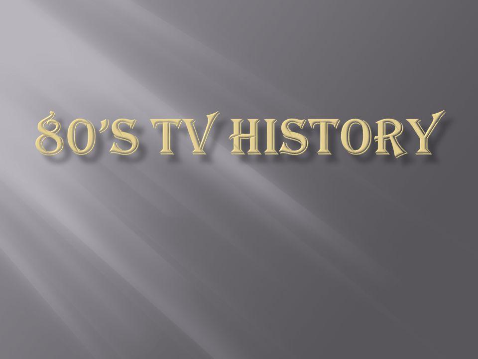 80's TV History