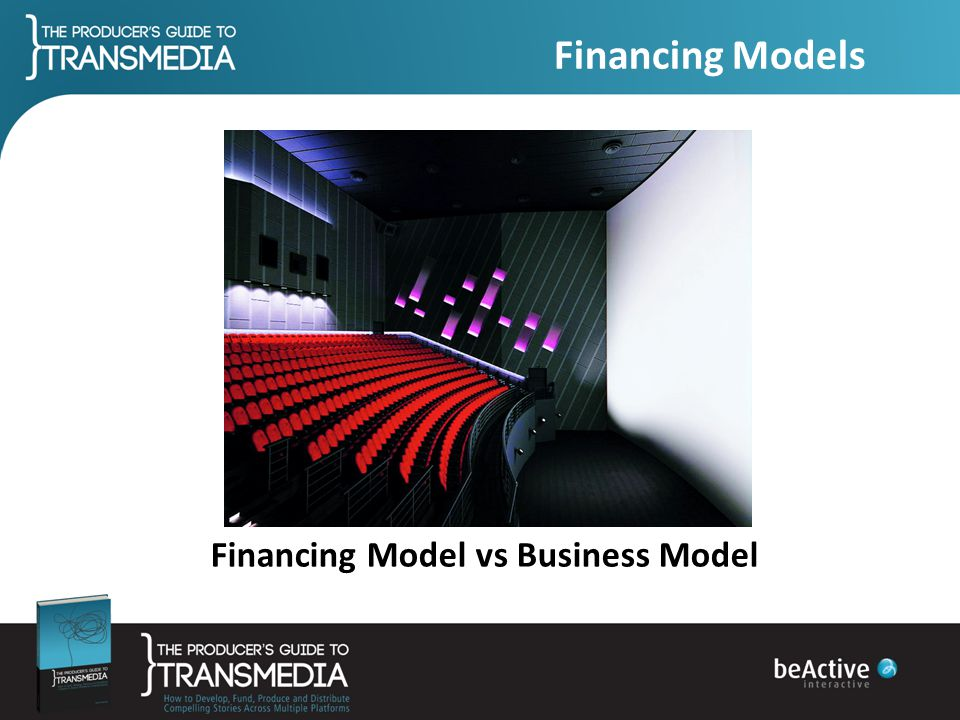 Financing Model vs Business Model