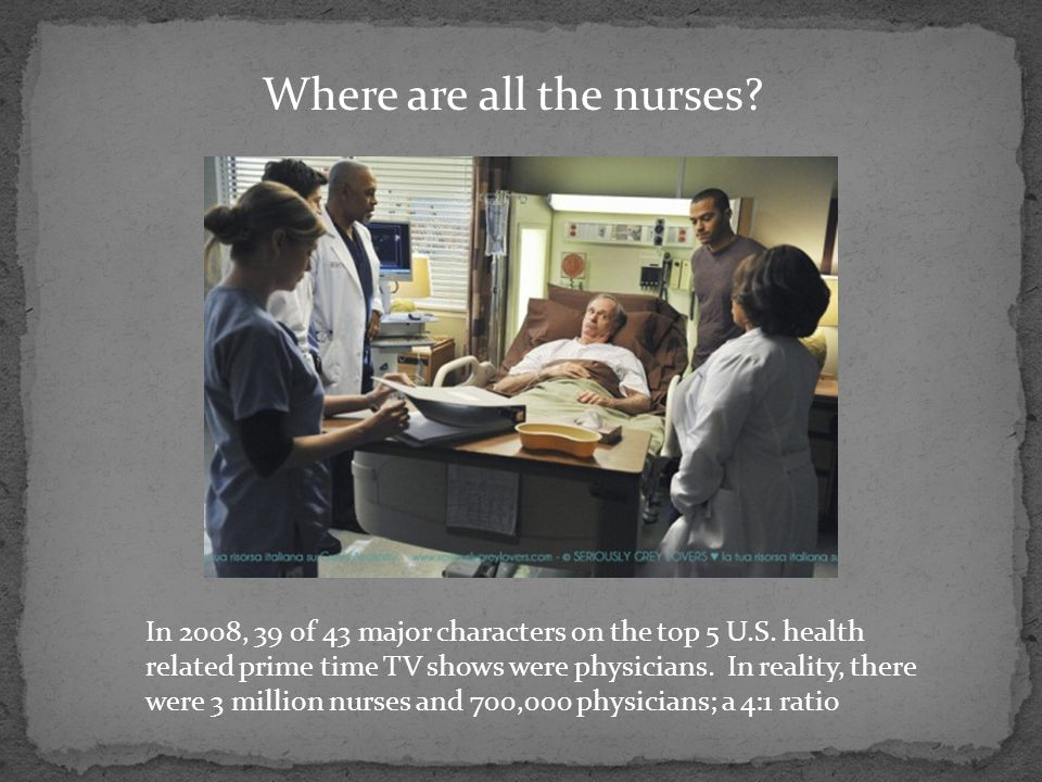 Where are all the nurses