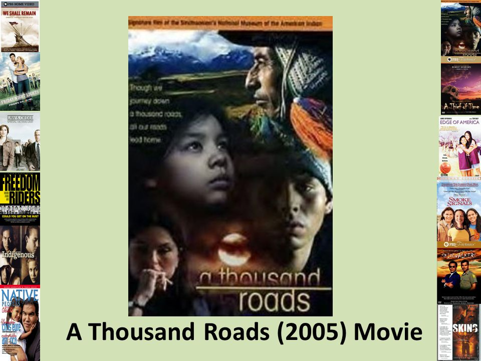 A Thousand Roads (2005) Movie