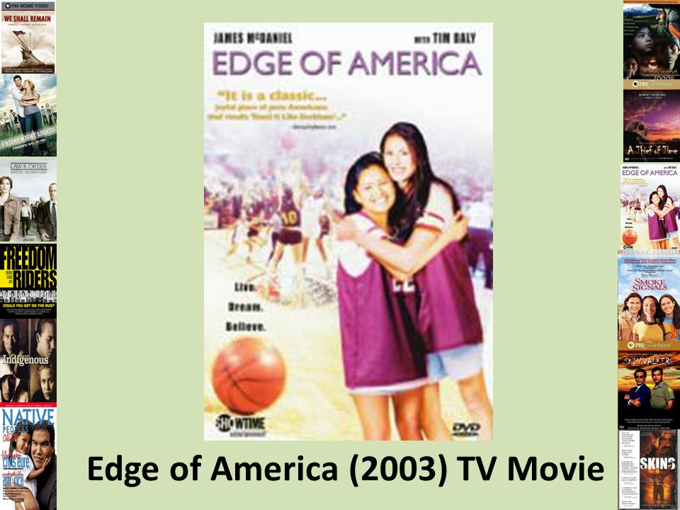Edge of America (2003) TV Movie