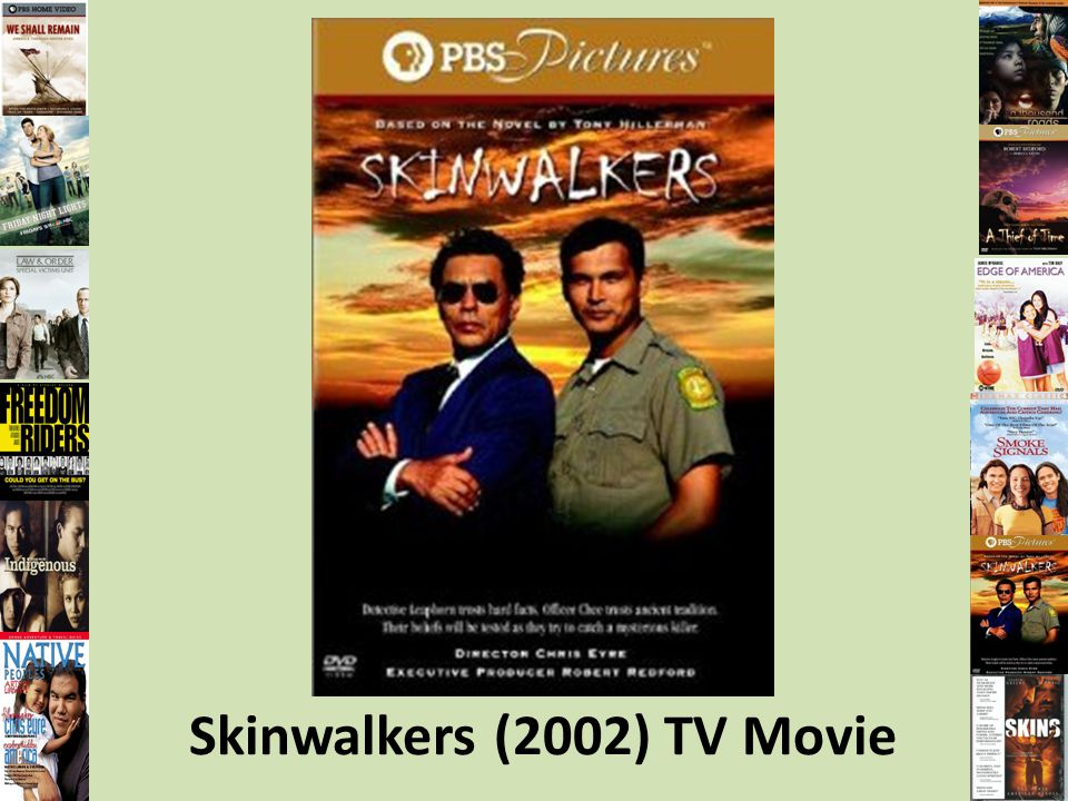 Skinwalkers (2002) TV Movie