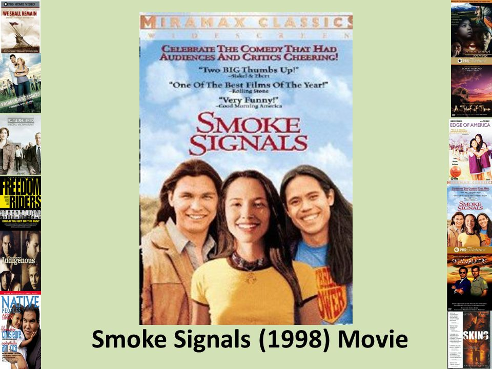 Smoke Signals (1998) Movie
